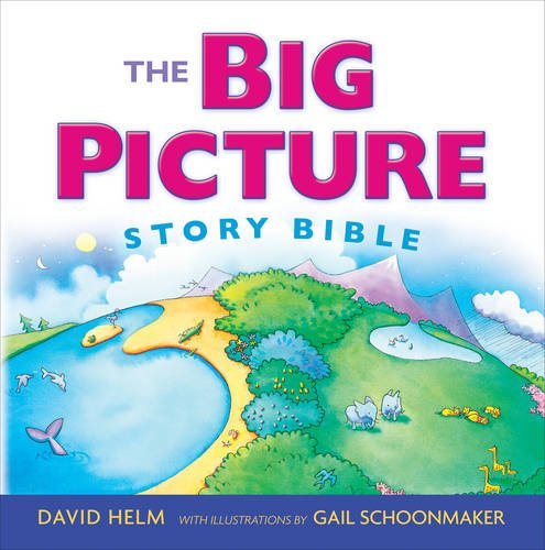 The Big Picture Story Bible de Crossway Books