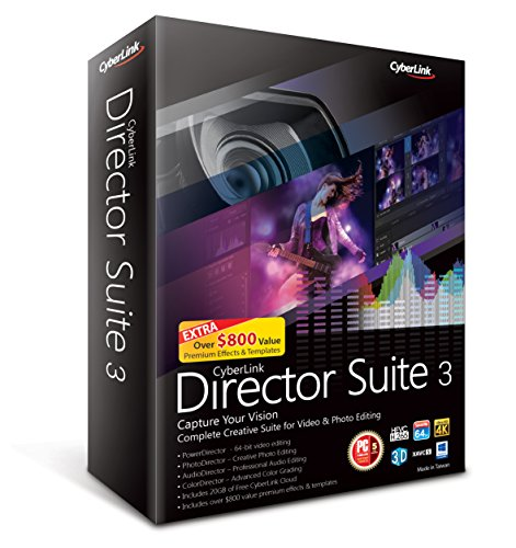 CyberLink Director Suite 3 de Cyberlink