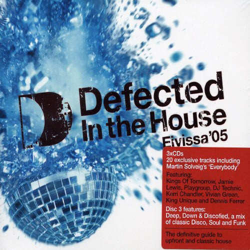 Defected In The House : Elvissa'05 [Import anglais] de DEFECTED