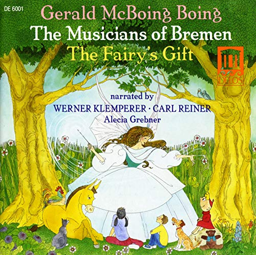 Musicians Of Bremen ; The Fairy'S Gift ; Gerald Mcboing-Boing [Import allemand] de DELOS