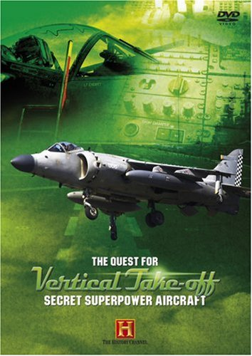 Secret Superpower Aircraft [Import anglais] de DEMAND MEDIA
