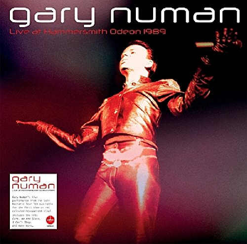 Gary Numan:Live at Hammersmith [Import Allemand] de DEMON RECORDS