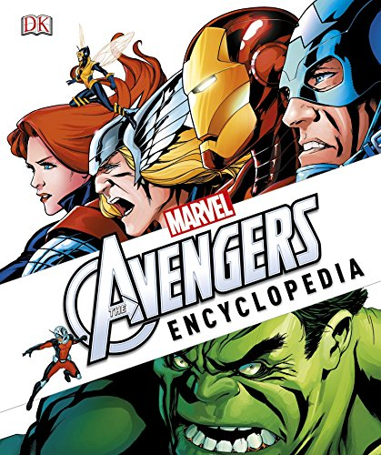 Marvel's The Avengers Encyclopedia de DK Children