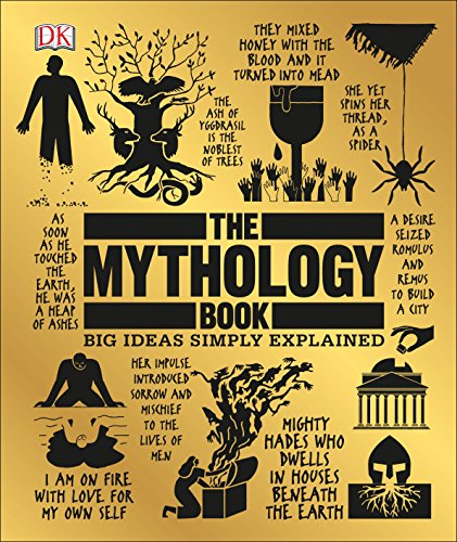 The Mythology Book: Big Ideas Simply Explained de DK