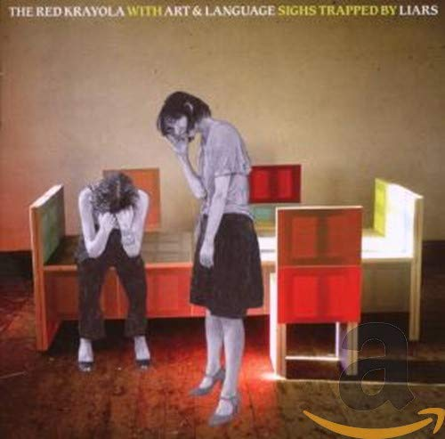 Sighs Trapped By Liars [Import anglais] de DRAG CITY