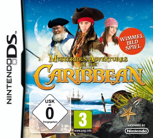 Mysterious Adventures in the Carribean [import allemand] de DTP Entertainment