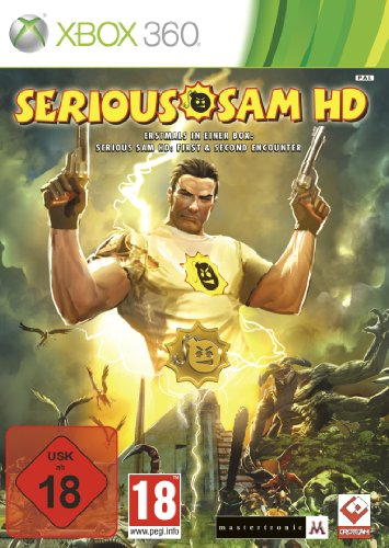 Serious Sam HD [import allemand] de DTP