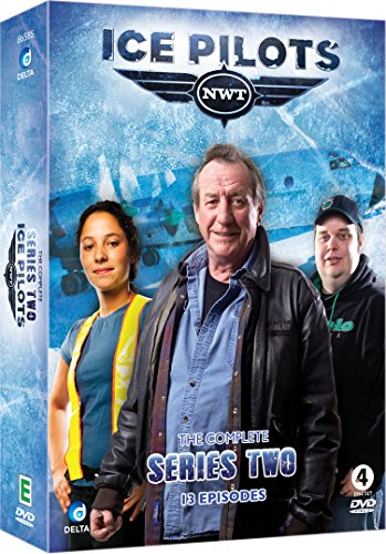 Ice Pilots - The Complete Series Two [DVD] [Import anglais] de Delta Home Entertainment