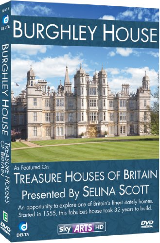 Treasure Houses Of Britain Burghley House [DVD] [NTSC] [Import anglais] de Delta Home Entertainment