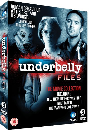 Underbelly Files: The Movie Collection [Import anglais] de Delta Home Entertainment