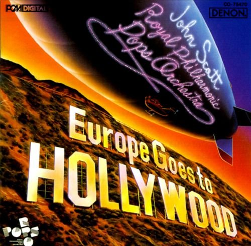 Europe Goes to Holly de Denon Records