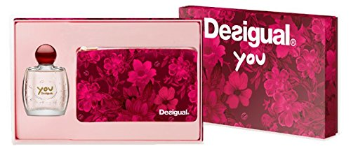 Desigual You Woman Coffret Eau de Toilette + Trousse 50 ml de Desigual