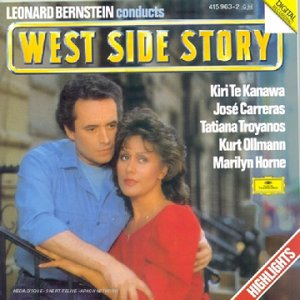 West Side Story / Extraits de Deutsche Grammophon