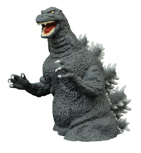 Godzilla Classic 1989 Vinyl Bust Bank/Spardose [Import allemand] de Diamond Select