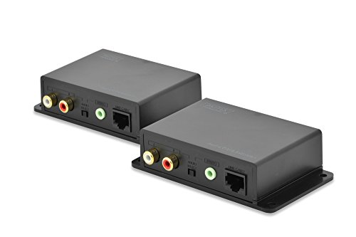 Digitus audio extender cat5 (600 m) de Digitus