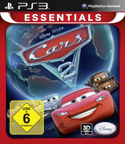 Cars 2 - Das Videospiel - Essentials de Disney