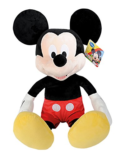 Disney Peluche Mickey Mouse Club House Core Mickey - 80 cm de Disney