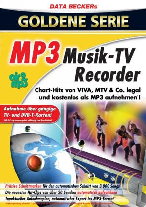 MP3 Musik-TV-Recorder [Import allemand] de Diverse
