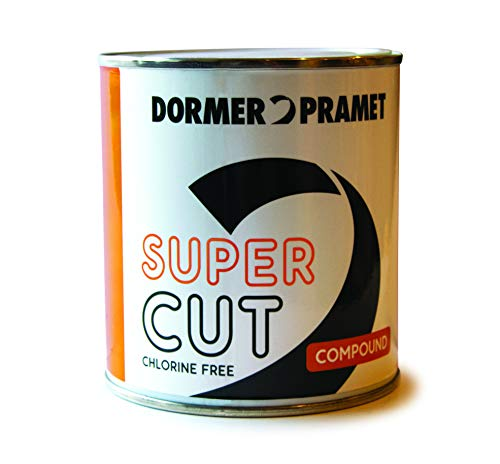 Dormer AZ2F7830450G, Supercut Chlorine Free Cutting Compound, Pack of 1 de Dormer Pramet