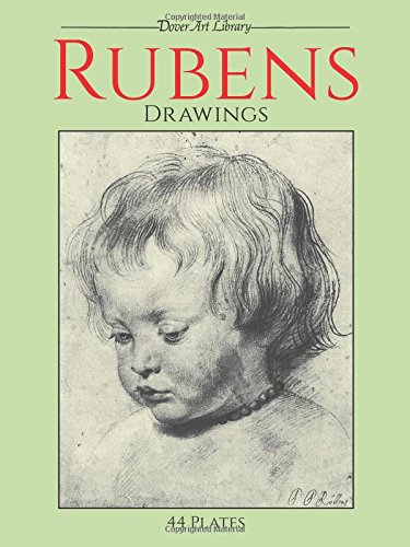 Rubens Drawings: 44 Plates de Dover Publications Inc.