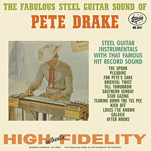 Fabulous Steel Guitar Sound of [Import allemand] de Drake, Pete