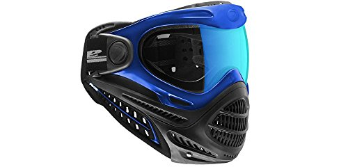 Dye Axis Masque pour Paintball Mixte Adulte, Bleu de Dye