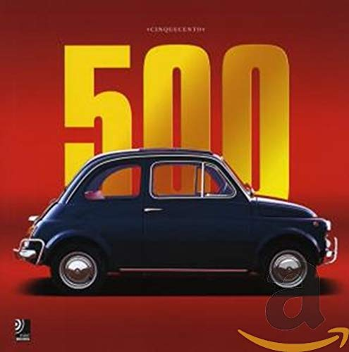 Cinquecento - The Fiat 500 Story (earBOOK) [Import allemand] de EAR BOOKS