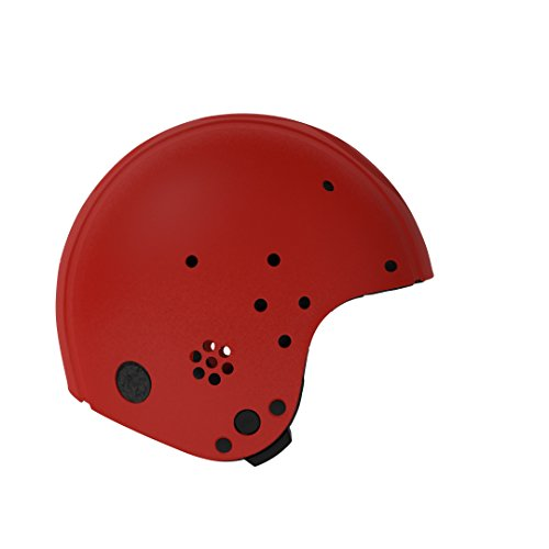 EGG LOFY12042 Ensemble casque Medium-Red – universel multi de sport casque, Rouge de EGG