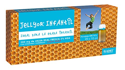 JELLY KIDS Jellyor 300MG 20 flacons de Eladiet