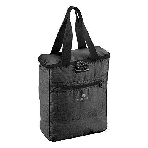 Eagle Creek Packable Tote/Pack Travel Tote, noir, une taille de Eagle Creek