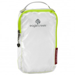 Eagle Creek - Pack-It Specter Quarter Cube - Housse de rangement taille 1,2 l - XS, gris/blanc de Eagle Creek
