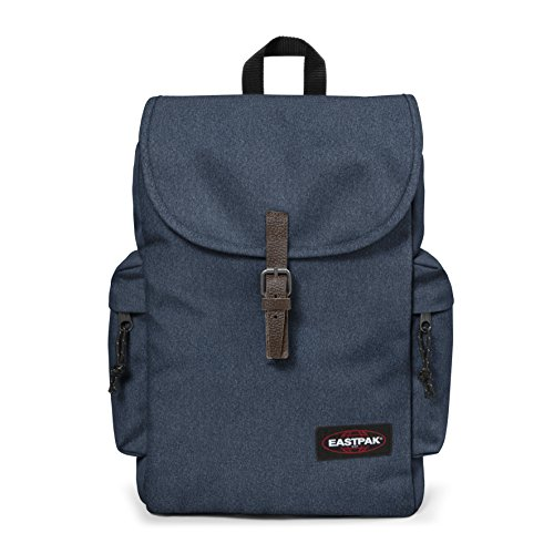 Eastpak Austin Sac à  dos, 42 cm, 18 L, Gris (Double Denim) de Eastpak