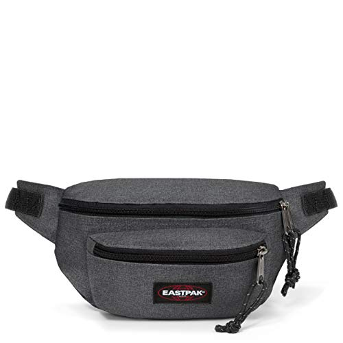 Eastpak Doggy Bag Sac banane, 27 cm, 3 L, Gris (Black Denim) de Eastpak