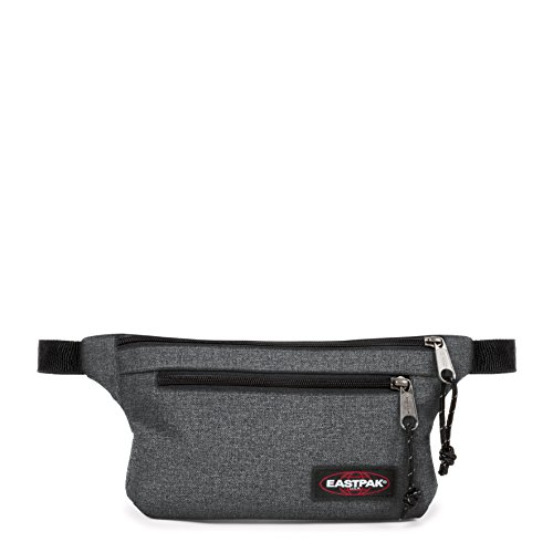 Eastpak Talky Sac banane, 23 cm, 2 L, Gris (Black Denim) de Eastpak