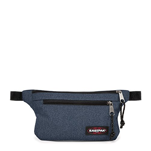 Eastpak Talky Sac banane, 23 cm, 2 L, Gris (Double Denim) de Eastpak
