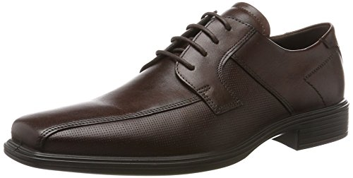Ecco Minneapolis, Derbys Homme, Marron (Mink), 45 EU de Ecco