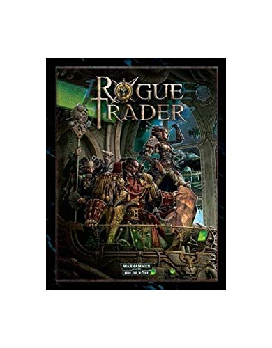 Edge - LBIRT01 - Warhammer 40.000 - Rogue Trader livre de régles de base de Edge