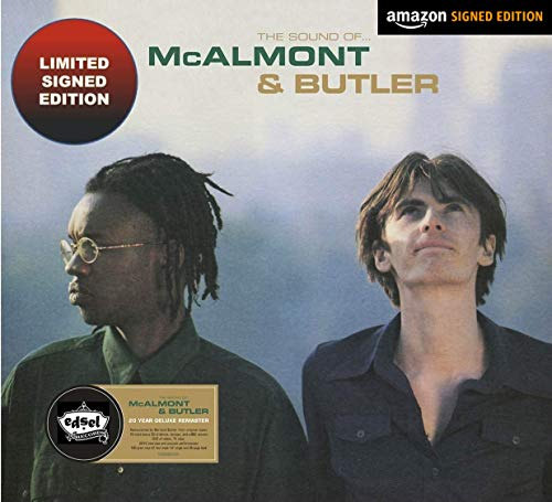 The Sound of Mcalmont & Butler [Import anglais] de Edsel