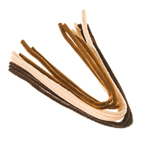 Efco nettoyants Tuyau Ø 8 mm/Lot de 50 cm 9. Marron Clair, Milieu Marron, Fil, Couleurs Assorties de Efco