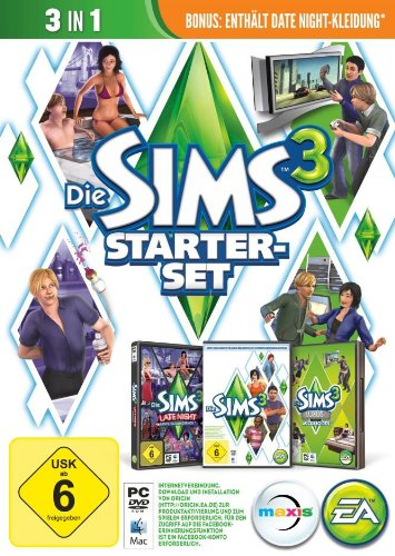 Die Sims 3 : starter-set [import allemand] de Electronic Arts
