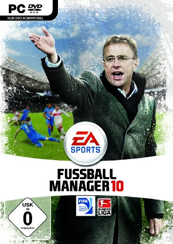 Fussball Manager 10 [import allemand] de Electronic Arts