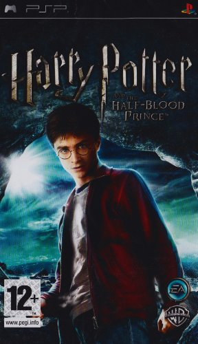Harry Potter and The Half Blood Prince (PSP) [import anglais] de Electronic Arts