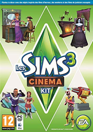 Les Sims 3 : Cinema de Electronic Arts
