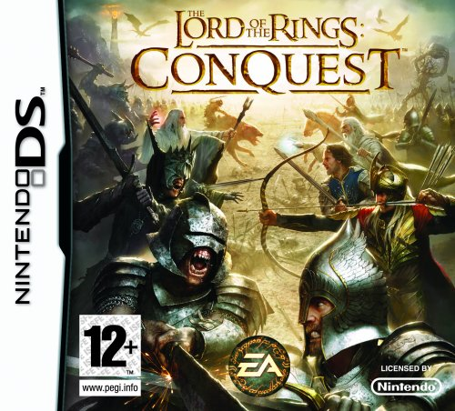 Lord Of The Rings: Conquest (Nintendo DS) [import anglais] de Electronic Arts