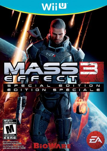Mass effect 3 - édition spéciale [import europe] de Electronic Arts