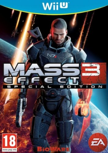 Mass effect 3 - special edition [import italien] de Electronic Arts