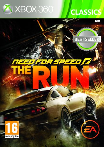 Need for speed : the run - classics de Electronic Arts
