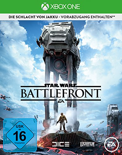 Star Wars Battlefront - Day One Edition - [Xbox One] [import allemand] de Electronic Arts