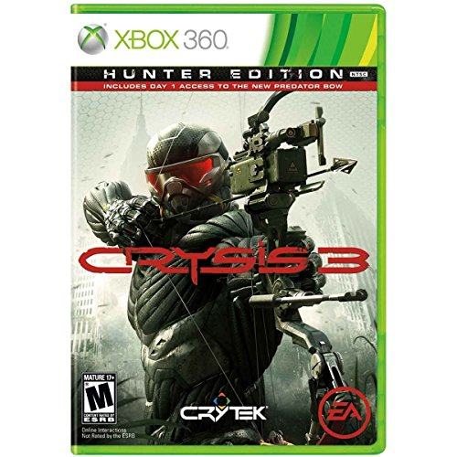X360 CRYSIS 3 (EU) de Electronic Arts