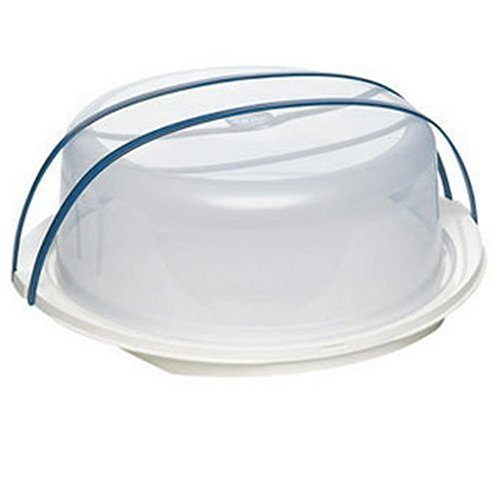 Emsa 2144301200 SUPERLINE Cloche alimentaire rund 30cm blanc de Emsa